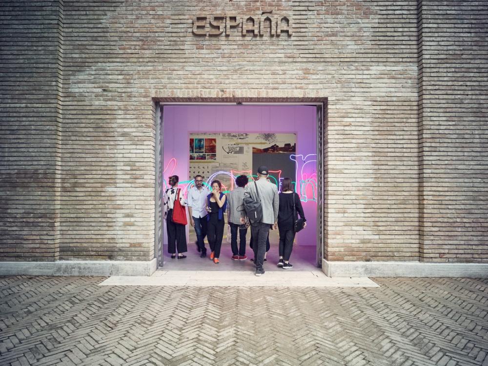Journey at Biennale Architettura 2018 Venezia