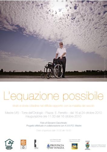 2010 - L'equazione Possibile - Mestre