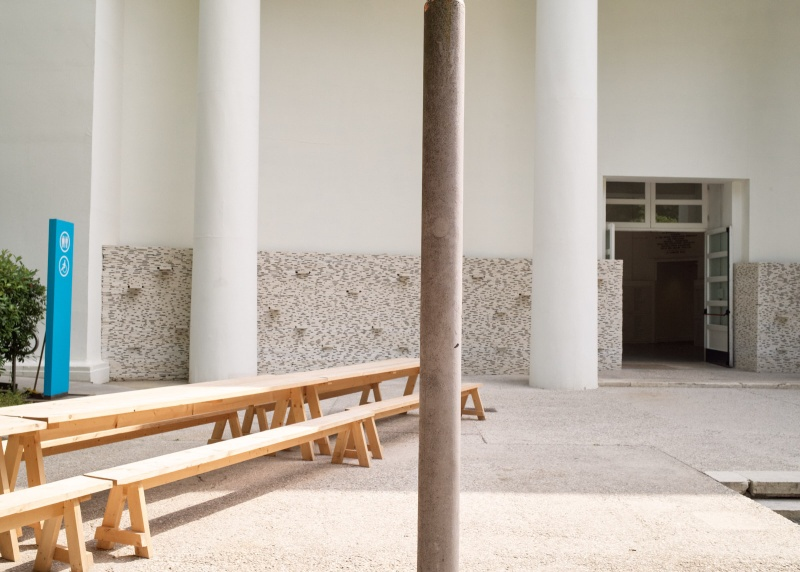 Journey at Biennale Architettura 2016 Venezia