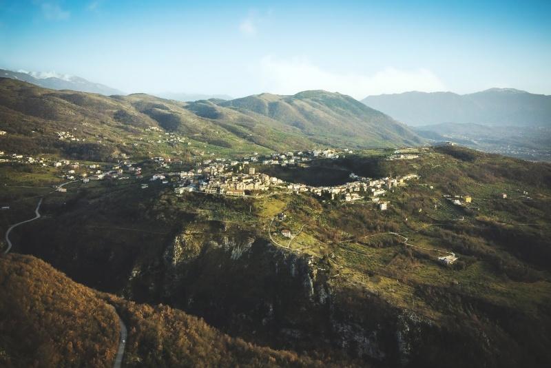 Campoli Appennino, Versante Laziale Parco Nazionale d'Abruzzo - © 2021 Luca Prospero Luca Prospero Photographer